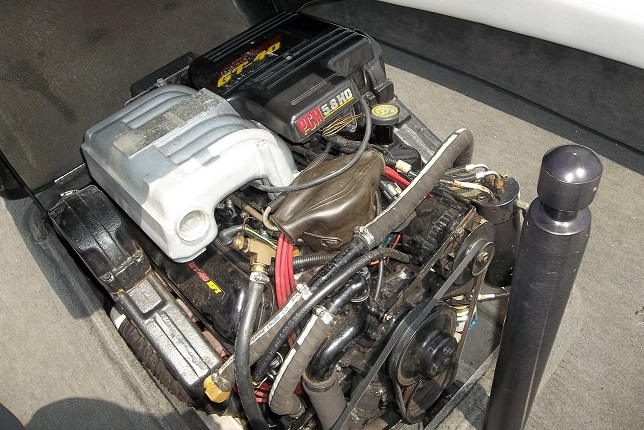 1996 Ski Nautique Engine